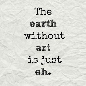 the-earth-without-art