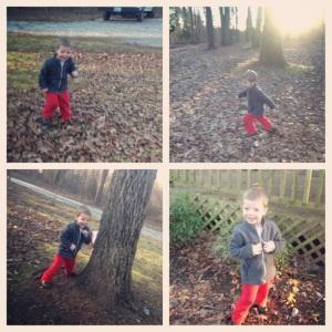 Owen running