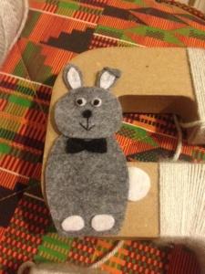 bowtie bunny
