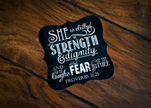 scripture magnet
