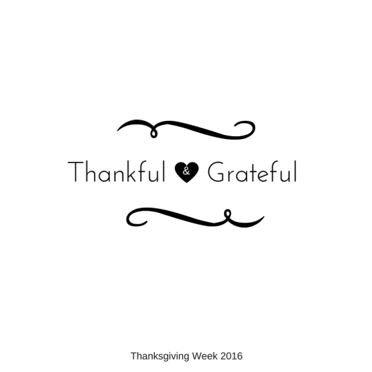 3 things thankful for
